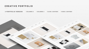 NOHO - Creative Agency Portfolio